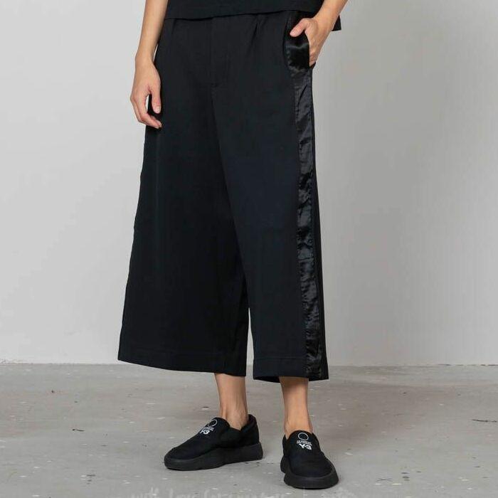 Y-3 Matte Trackpants Black