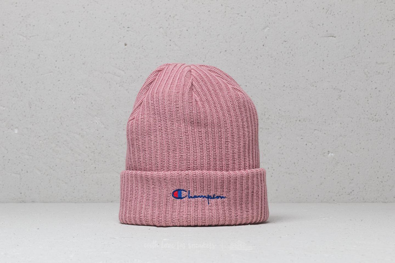77a99e9e7 Champion Beanie Pink | Footshop