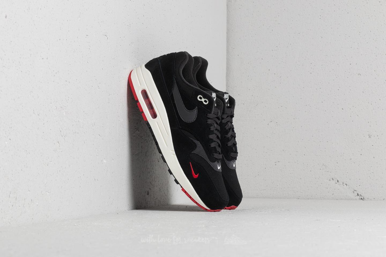 shoes Nike Air Max 1 Premium Black