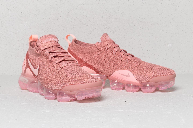 nike vapormax rust pink