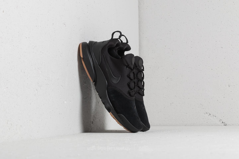 b0a455dfb60c9 Nike Presto Fly Premium (GS) Black  Black-Gum Light Brown