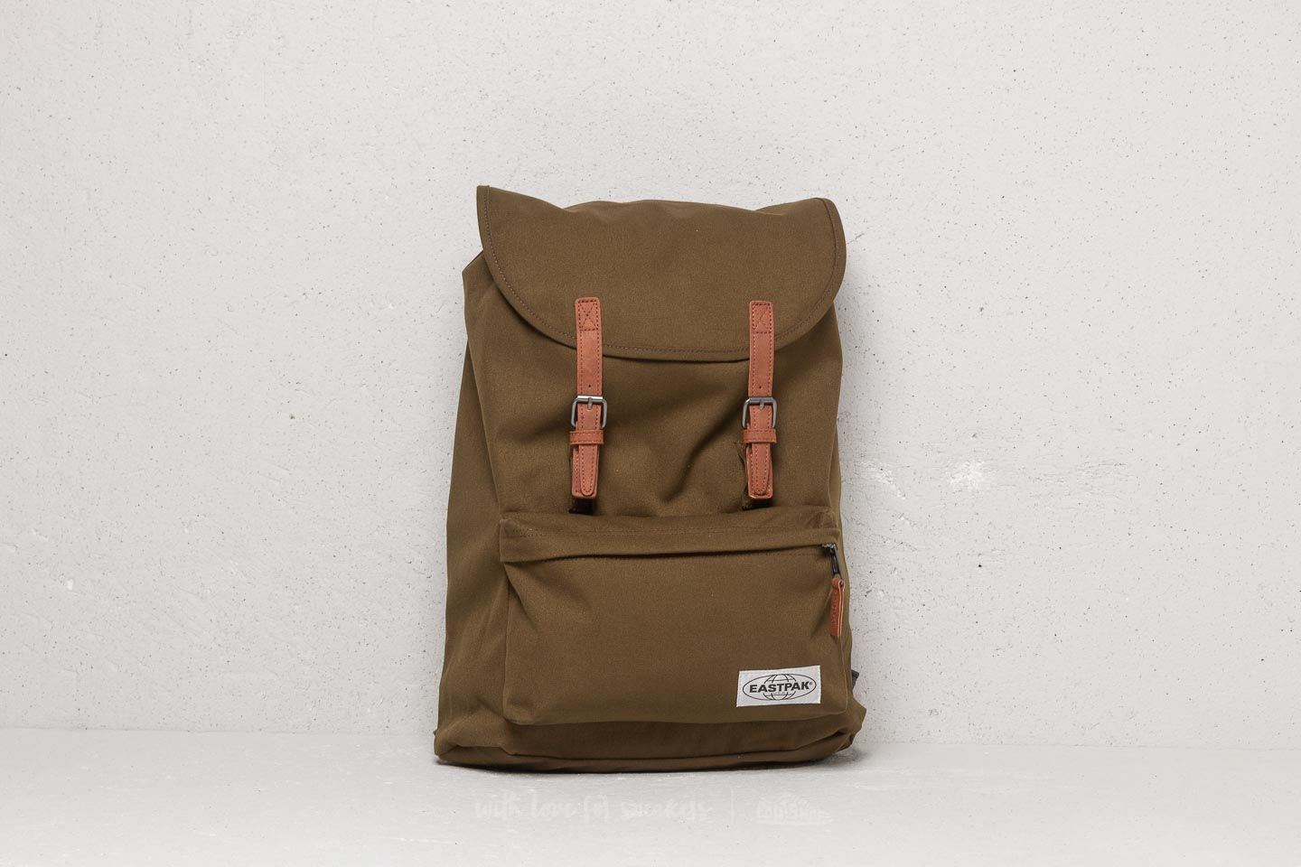 Mochilas Eastpak London Backpack OPGRADE GREEN