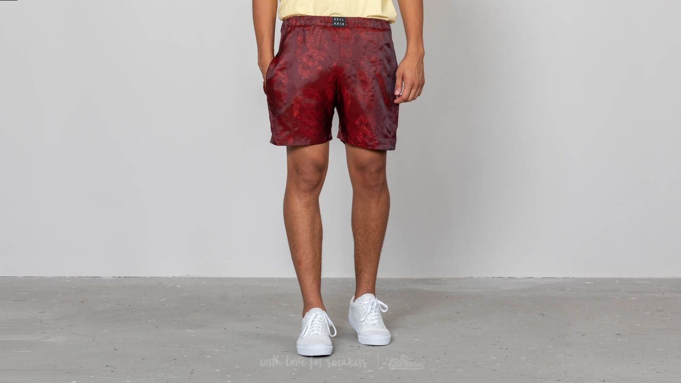 My Dear clothing Sateen Boxers Red