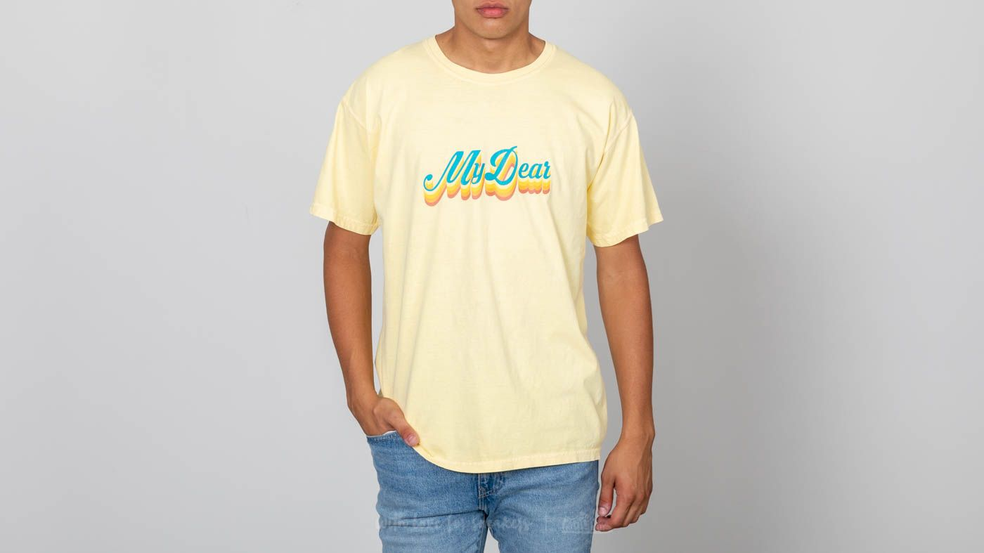My Dear clothing My Butter Tee Yellow