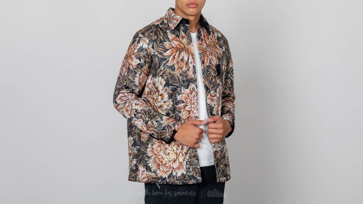 Y-3 AOP Quilted Shirt/ Jacket