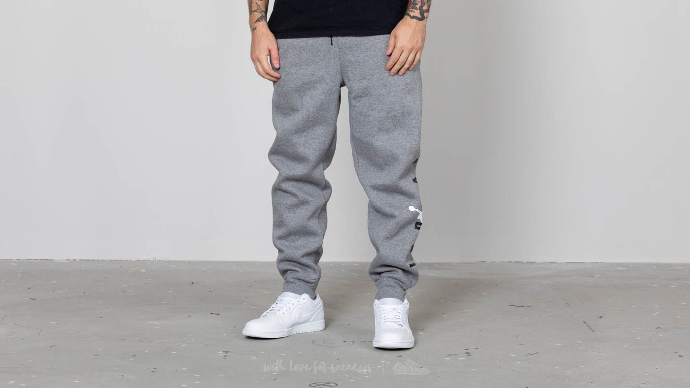683abc599fdb64 Jordan Jumpman Air Fleece Pant Grey