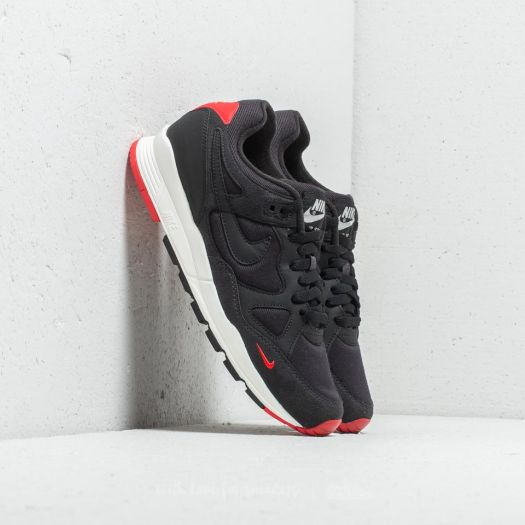 Nike Air Span II SE Oil Grey Black University Red | Footshop