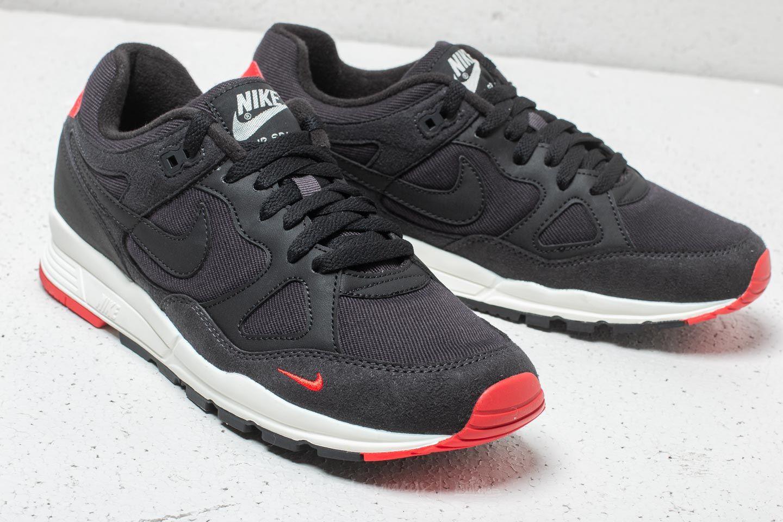 Nike Air Span II SE Oil Grey/ Black-University Red | Footshop