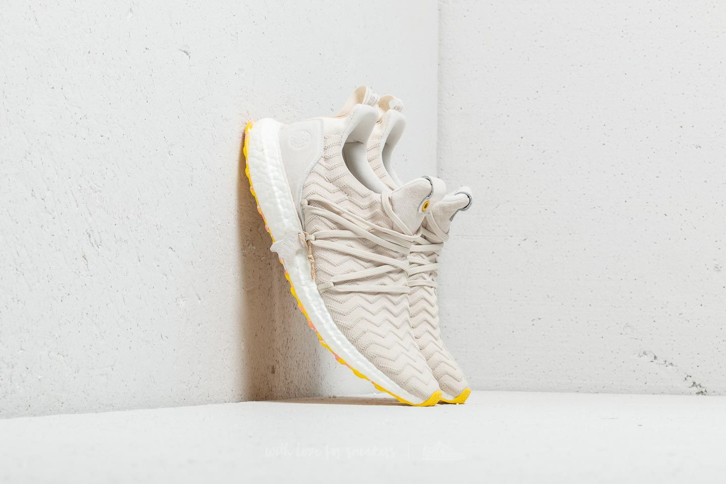 10be6bd0c40 adidas Consortium x A Kind of Guise UltraBOOST Chalk White  Yellow at a  great price