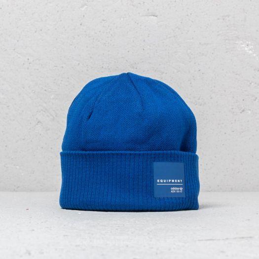 adidas Originals Equipment Beanie Blue  b15c9d0a2ce