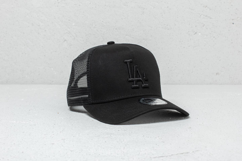 big sale 31627 744db New Era 9Forty MLB Los Angeles Dodgers Trucker Black