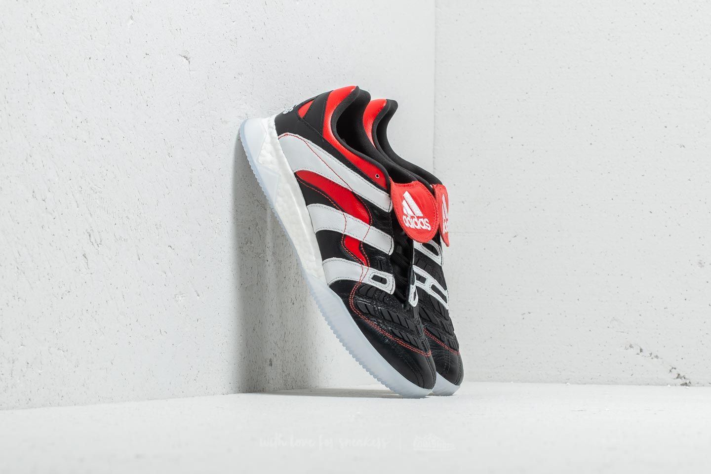 525e76ad9d29 adidas Predator Accelerator TR Core Black  Ftw White  Red at a great price  168
