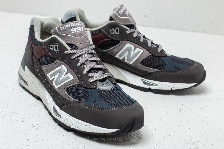 New Balance 991 Navy  Grey at a great price 128 € buy at Footshop c34308e1ac15