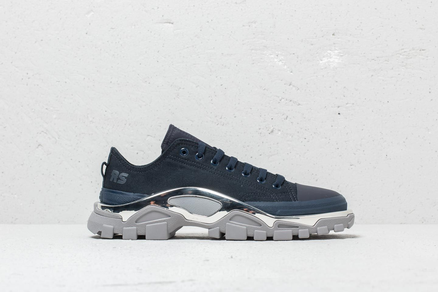 adidas x Raf Simons Detroit Runner Night Navy  Night Navy  Ch Solid Grey at 3b2156bc1