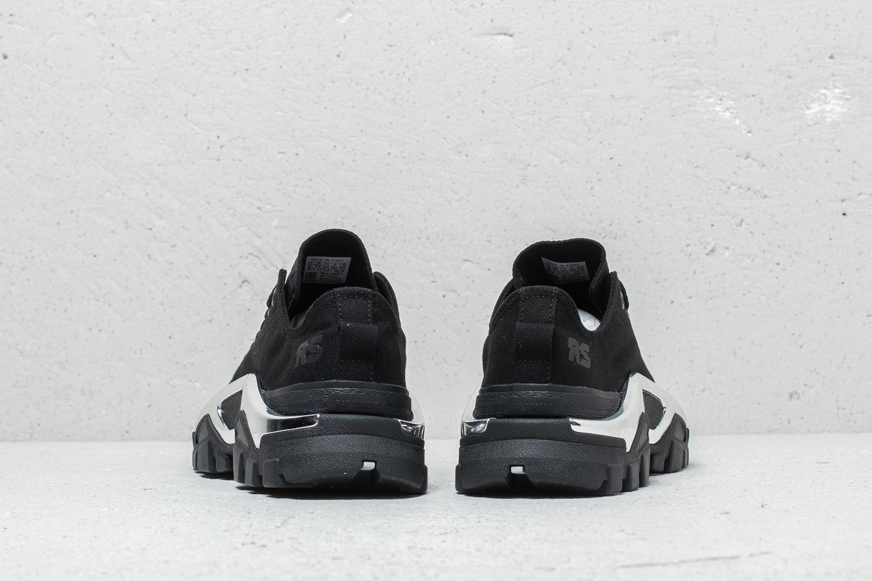 reputable site 88bdd d2c6c adidas x Raf Simons Detroit Runner Core Black Core Black Core Black a  prezzo