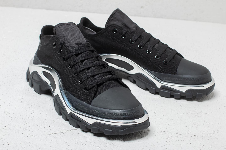 sale retailer cc73d 97edc adidas x Raf Simons Detroit Runner Core Black Core Black Core Black at a