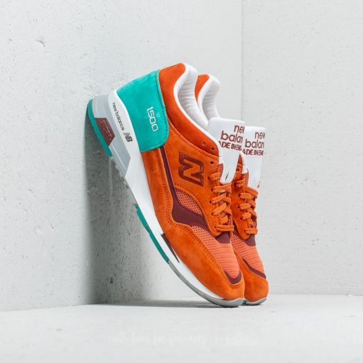 free shipping e856f e94f5 New Balance 1500 Orange/ Turquoise | Footshop