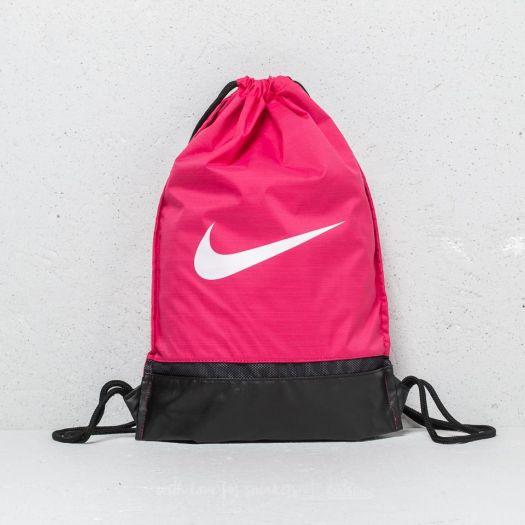 Nike Brasilia Gymsack Pink   Footshop 493bec64e8