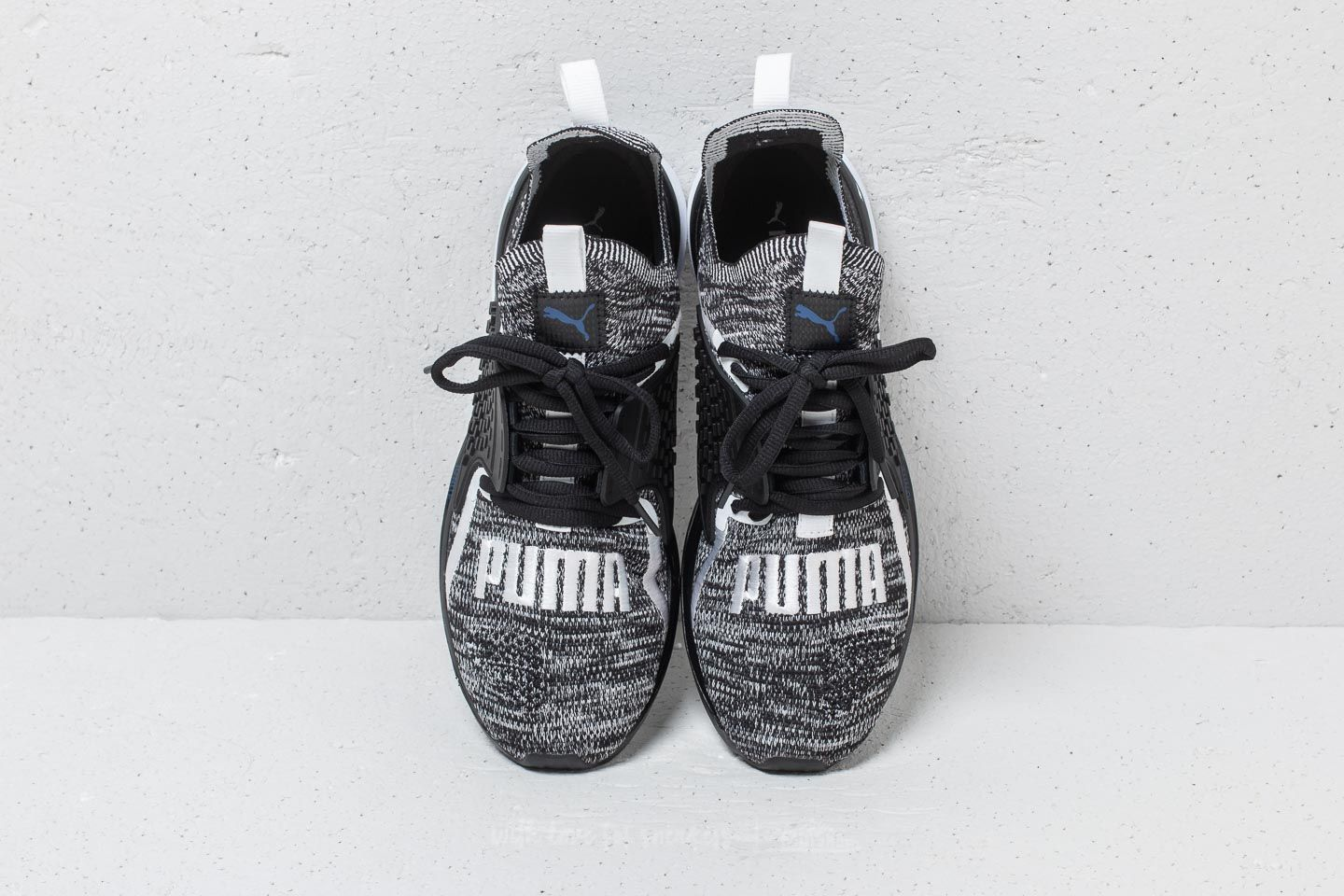 best sneakers cda67 9ca3f Puma Ignite Limitless 2 evoKNIT Block Puma Black/ Puma White ...