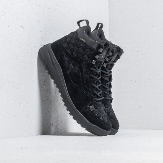 Vans UltraRange Hi Gore-Tex (Checkerboard) Black d120a136a