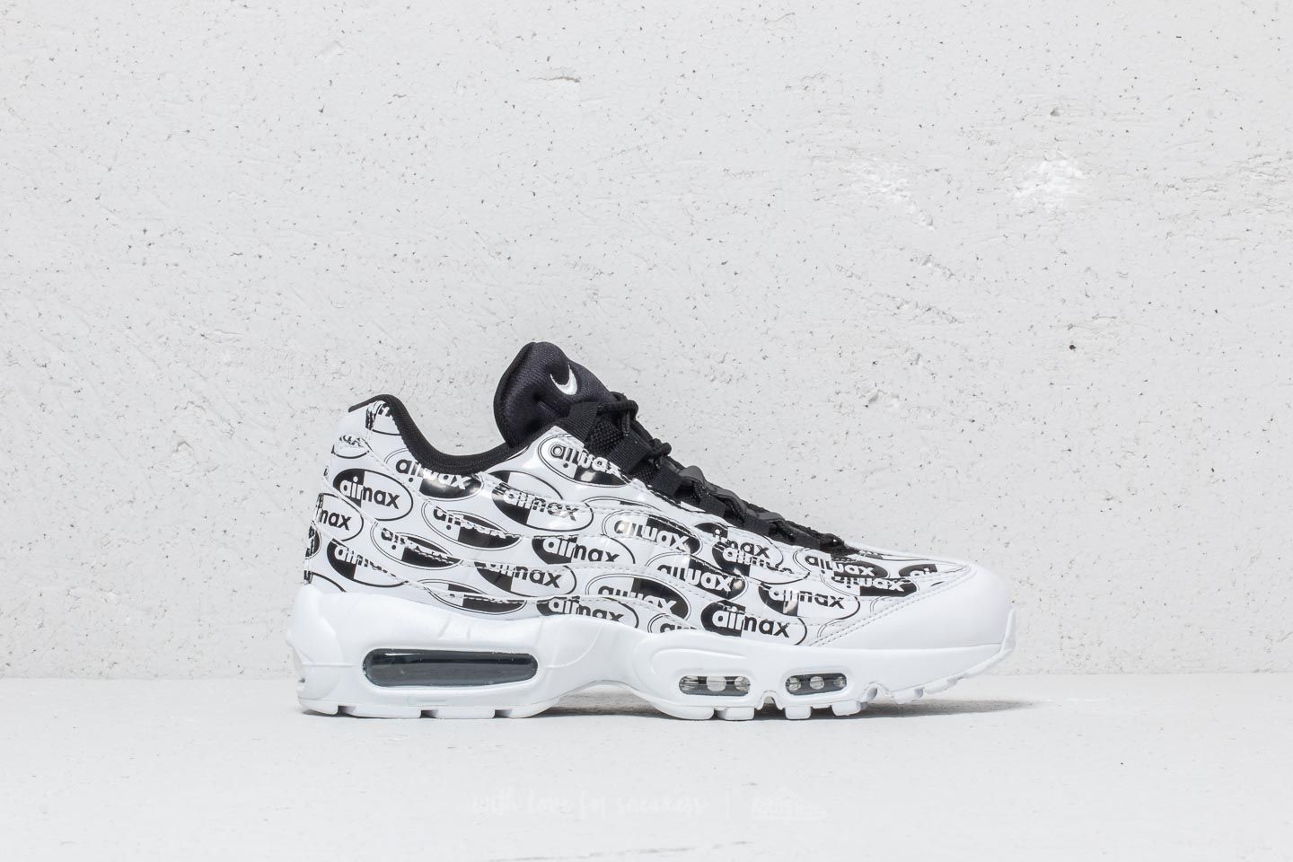 new styles cb41b 229ac Nike Air Max 95 Premium White  White-Black at a great price 172 €