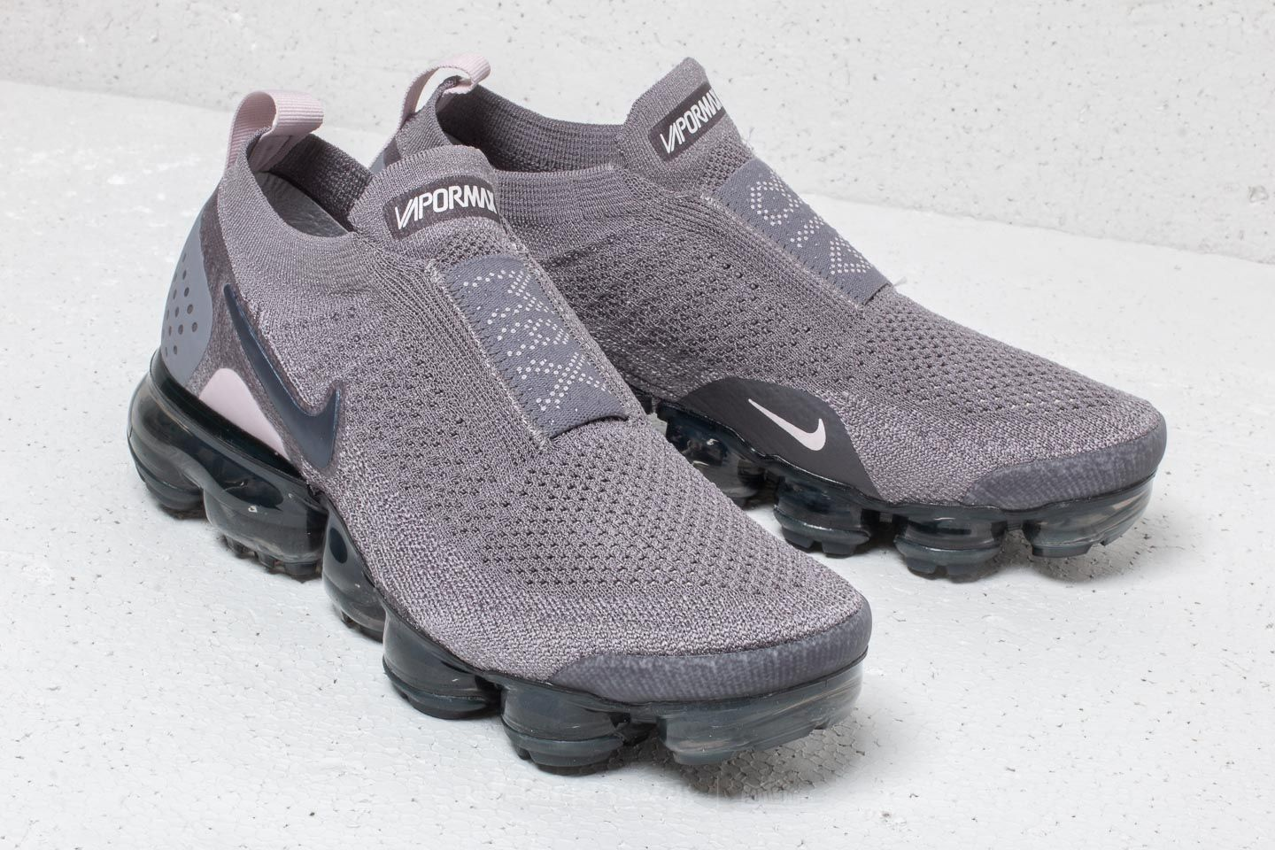 Nike Wmns Air Vapormax Flyknit Moc 2 Gunsmoke  Blackened Blue at a great  price 209 32258ace1a7b