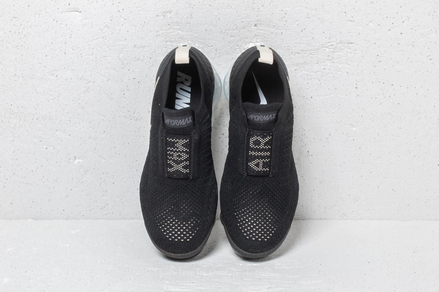 02c9e1bdc85 ... order nike wmns air vapormax flyknit moc 2 black light cream white at a  great edd46