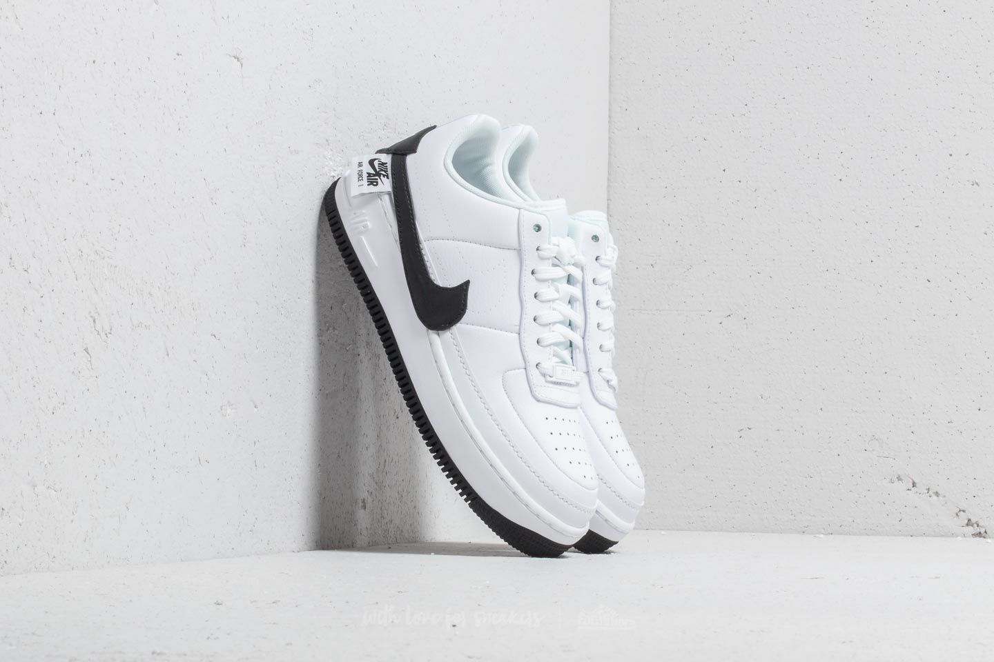new concept 56169 85552 Nike W Af1 Jester Xx White  Black at a great price 110 € buy at