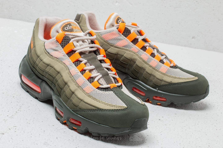 new product f8799 55da0 Nike Air Max 95 OG String/ Total Orange | Footshop
