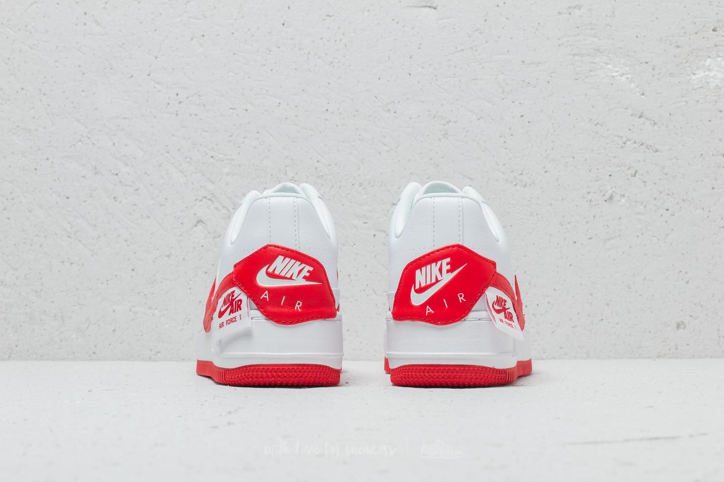 Nike Air Force 1 Jester XX WhiteUniversity Red AO1220 106