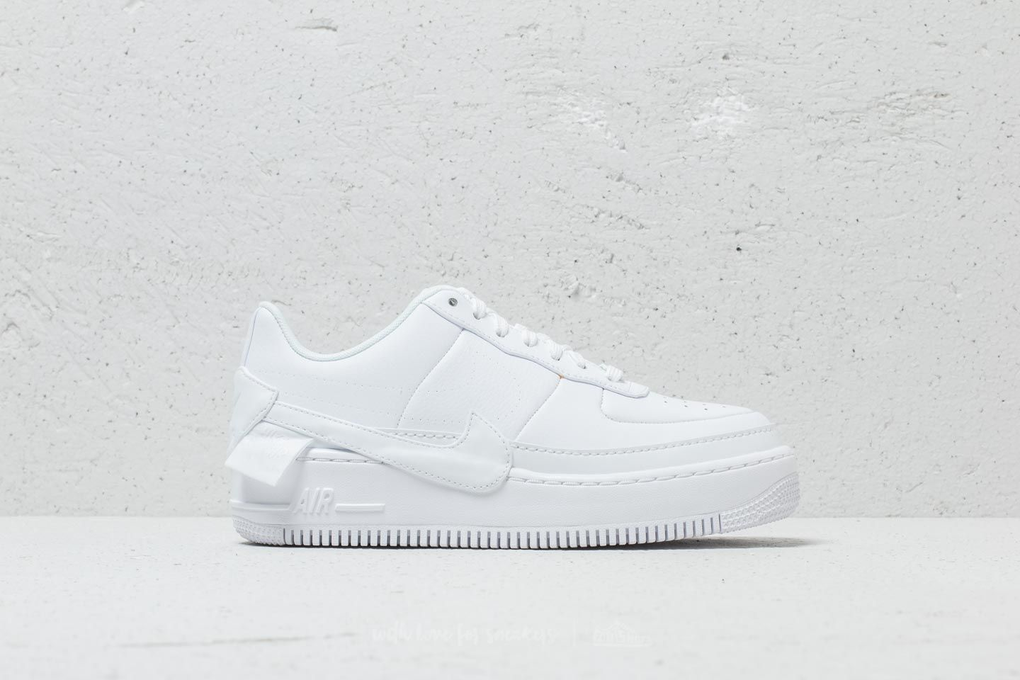1f80a4985eb Nike W Af1 Jester Xx White  White-Black at a great price 110 €
