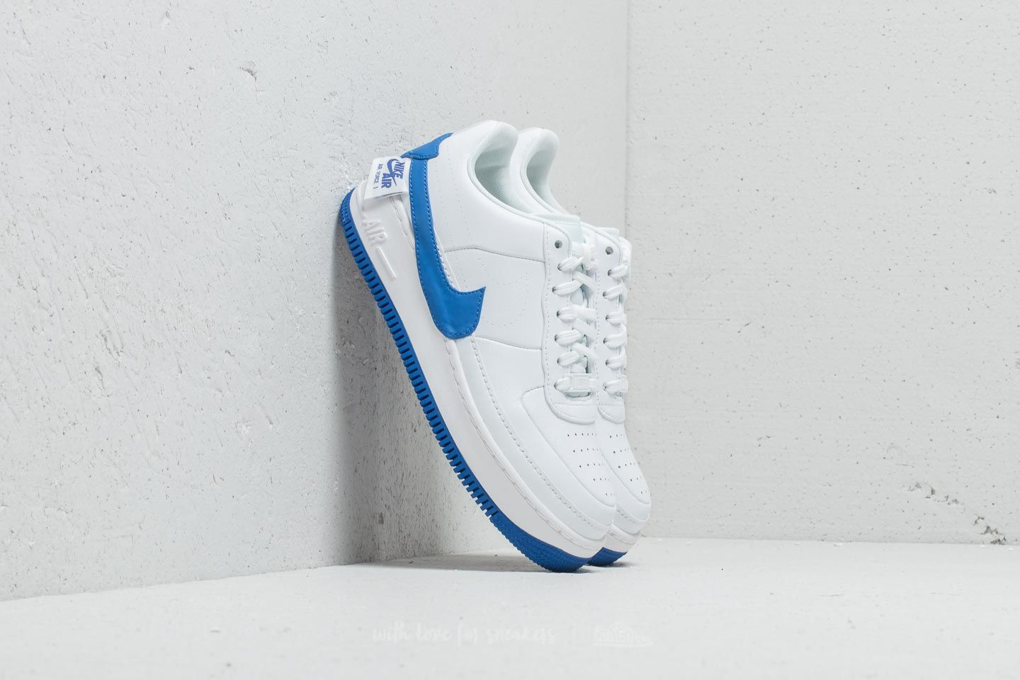 Nike Air Force 1 Jester XX Wmns White/ Game Royal