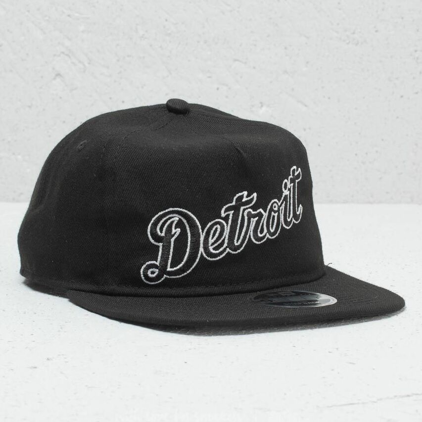 New Era 9Fifty MLB Detroit Tigers Snapback Black