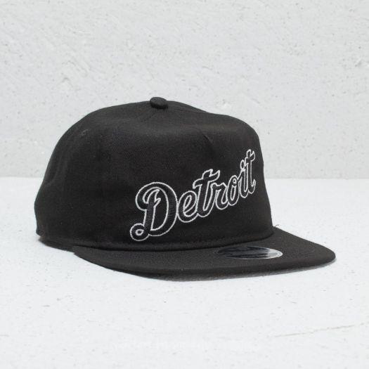 26c1b555f12 New Era 9Fifty MLB Detroit Tigers Snapback Black