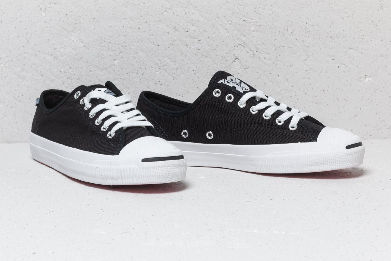 Converse x Illegal Civilization Jack Purcell Pro Black & White Shoes