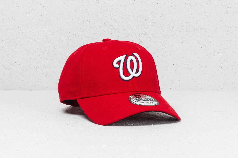 New Era 9Forty MLB Washington Nationals Cap Red za skvělou cenu 379 Kč koupíte na Footshop.cz