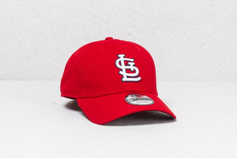 Caps New Era 9Forty MLB Saint Louis Cardinals Cap Red
