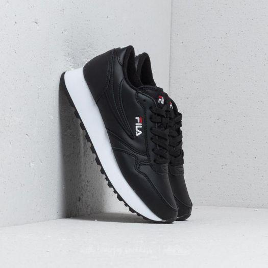 shoes Fila Orbit Zeppa L Wmn Black
