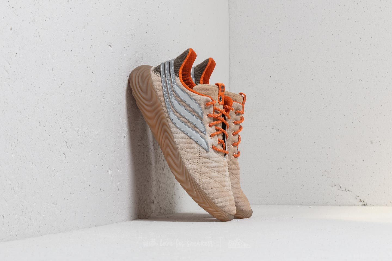 adidas Consortium x Bodega Sobakov Bone/ Ice Purple/ Solar Orange