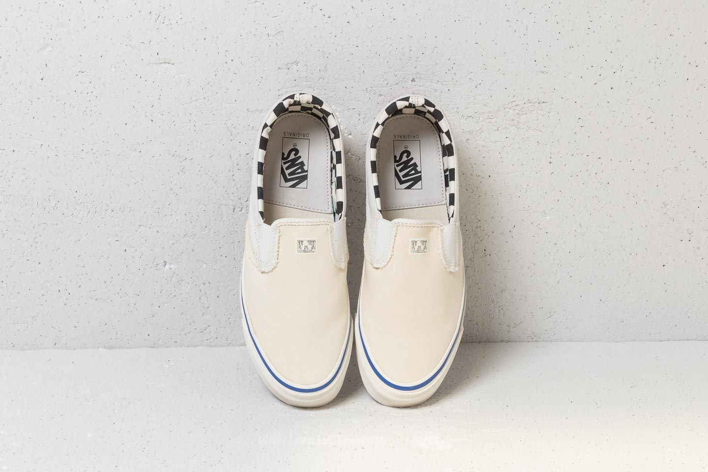 Vans OG Classic Slip-On (Inside Out) Checkerboard at a great price £ 4c7ce141f