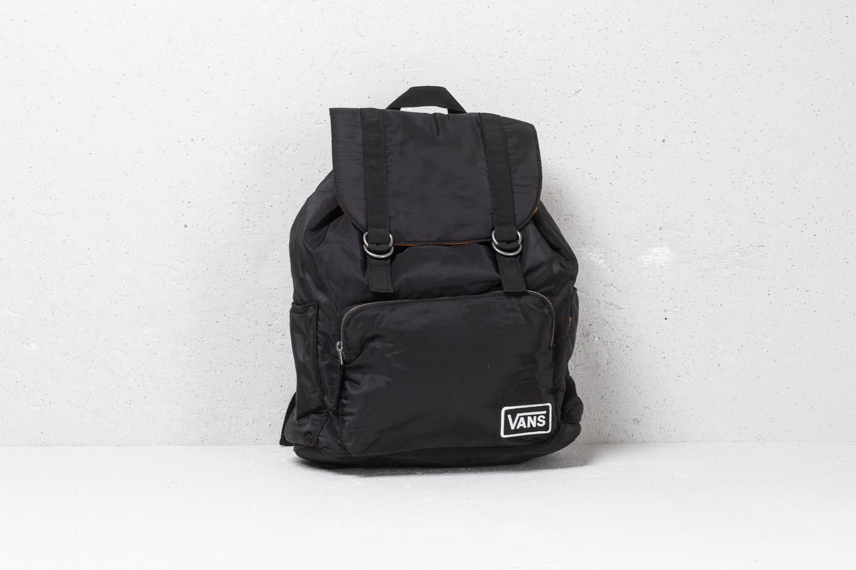 44f06285f4a Vans Geomancer Backpack Matte Black   Footshop