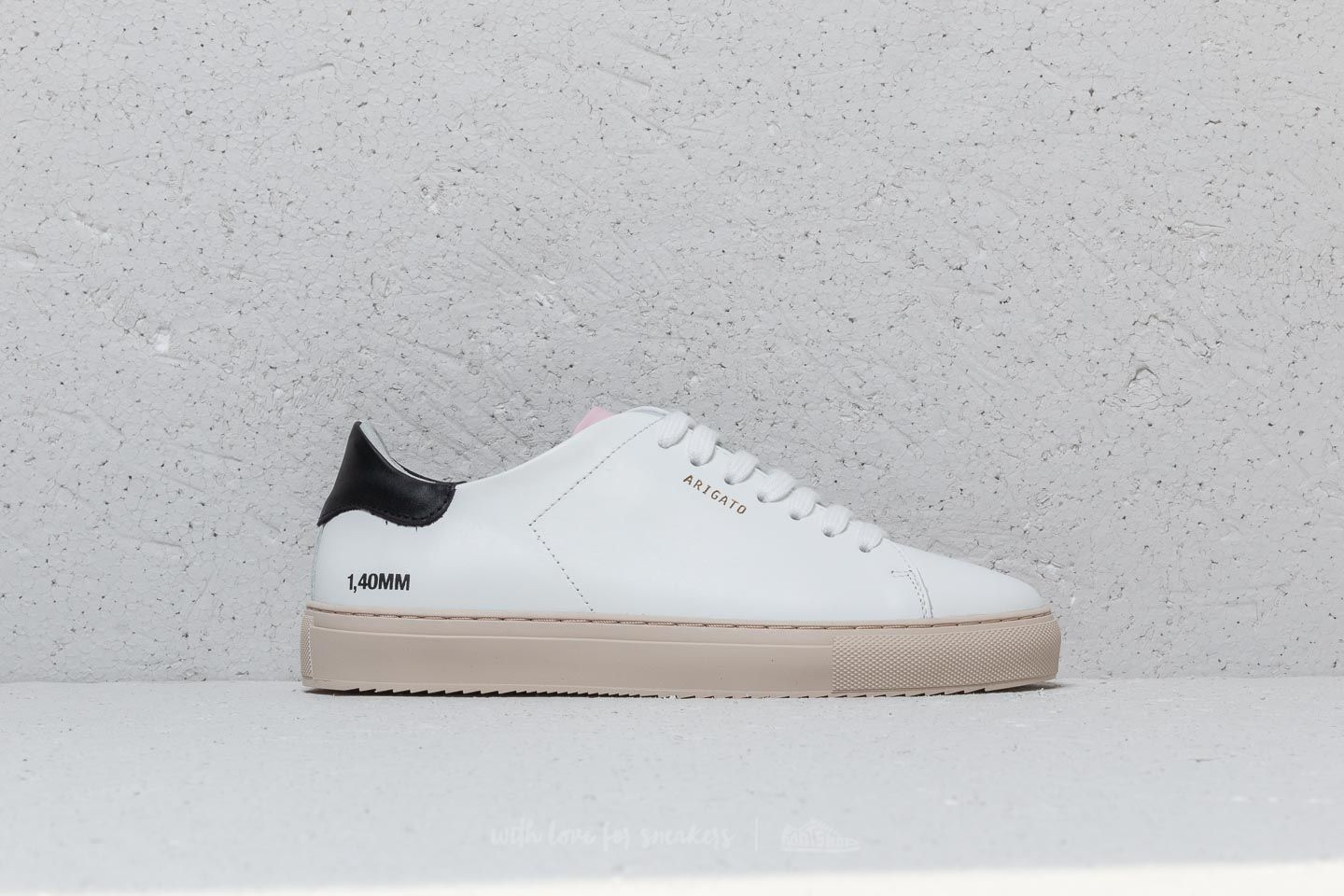 WhiteFootshop Axel Leather Clean 90 Arigato CxoeBd