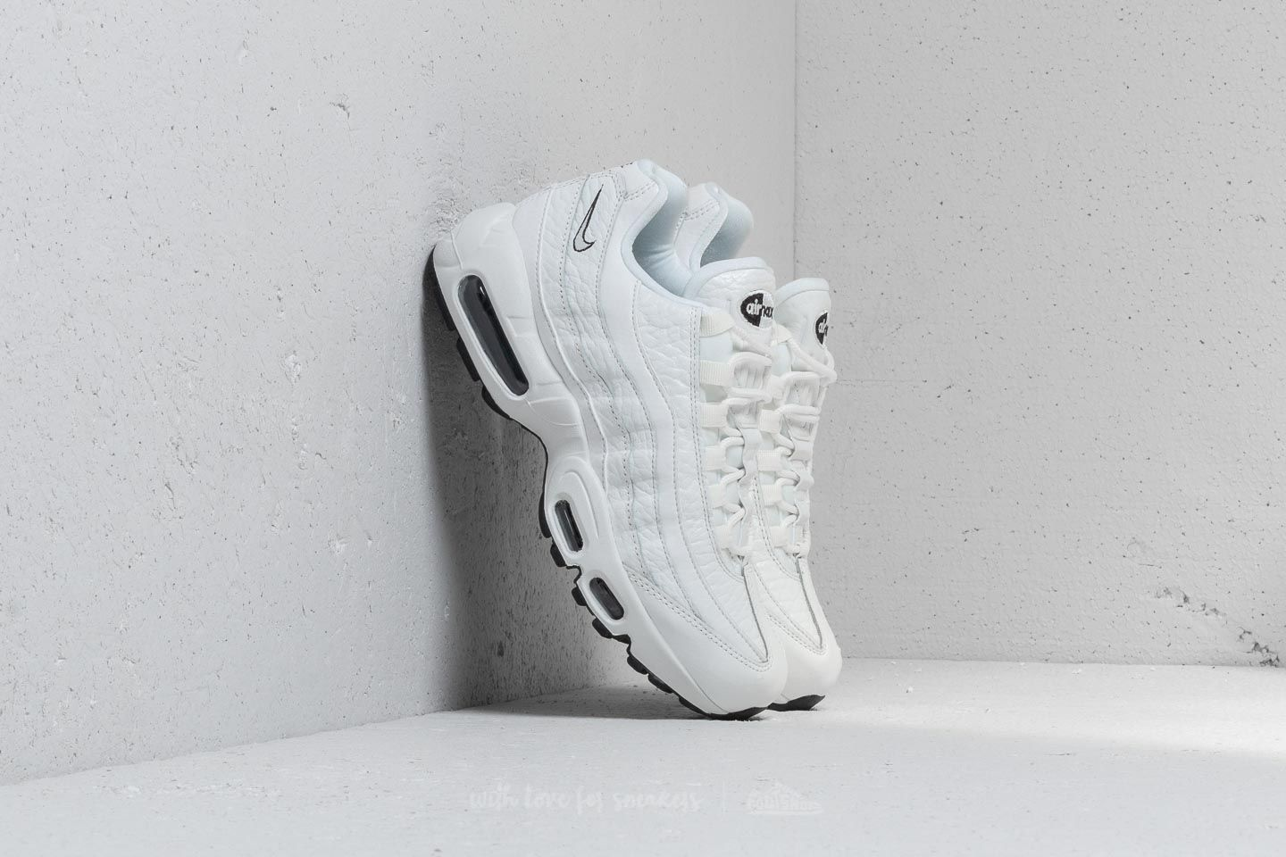 new product 08d93 78c8b Nike Air Max 95 Leather Wmns