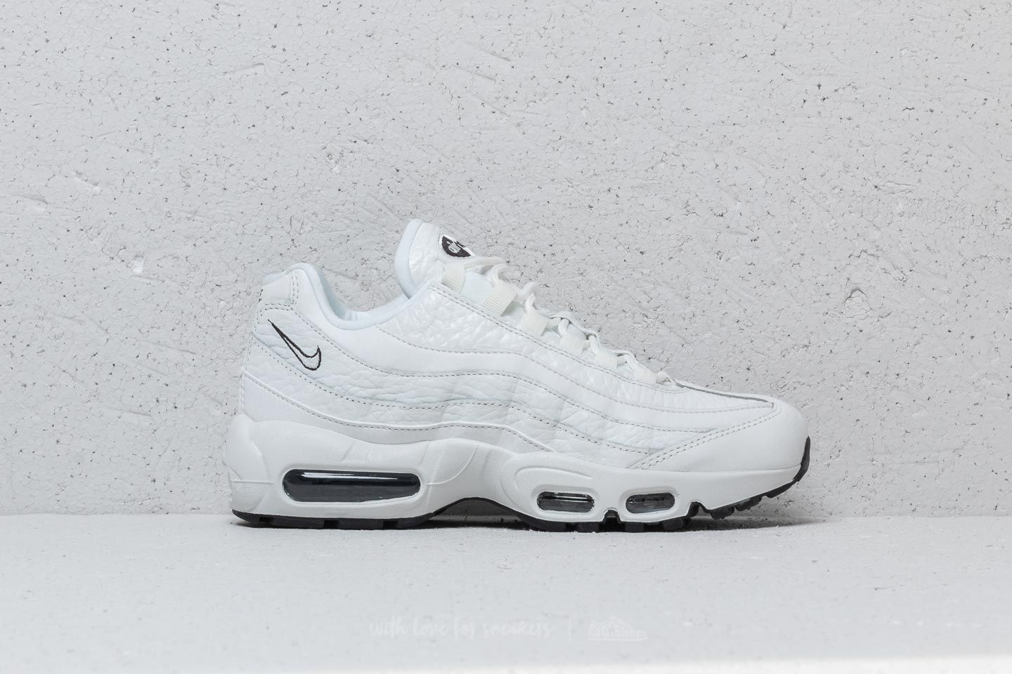 3dd18e3f55d Nike Air Max 95 Leather Wmns Summit White  Summit White at a great price 119