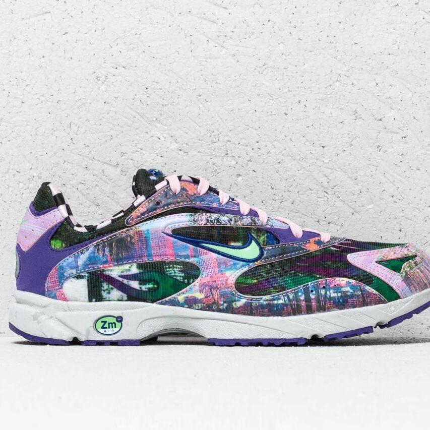 Nike Zoom Streak Spectrum Plus Premium Court Purple/ Lt Poison Green, Multicolour