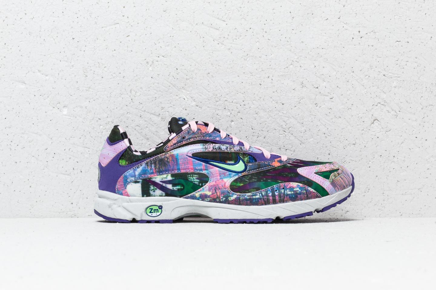 b8e867b9926175 Nike Zoom Streak Spectrum Plus Premium Court Purple  Lt Poison Green at a  great price