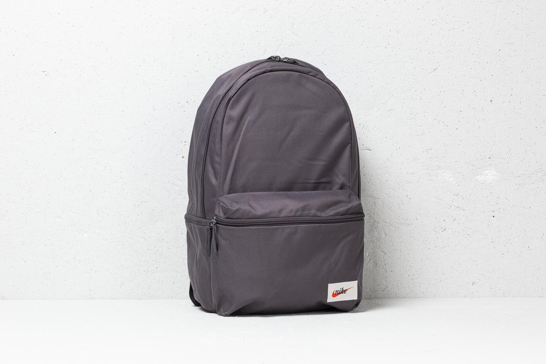 Nike Heritage Backpack Grey