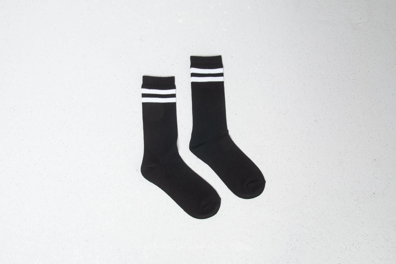 Ponožky Carhartt College WIP Socks Black/ White