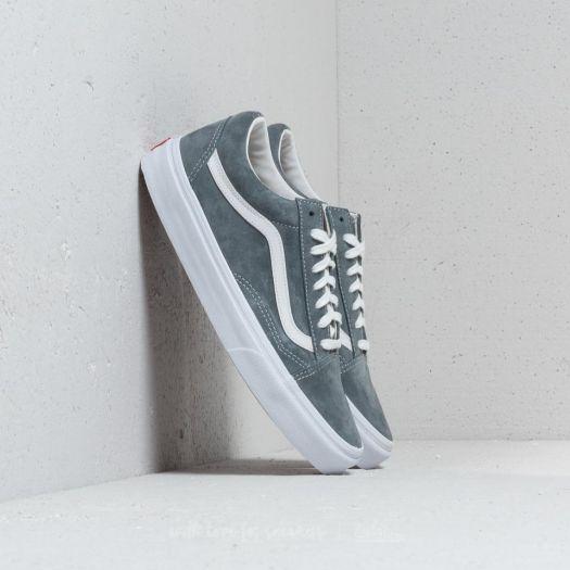 Men's shoes Vans Old Skool (Pig Suede