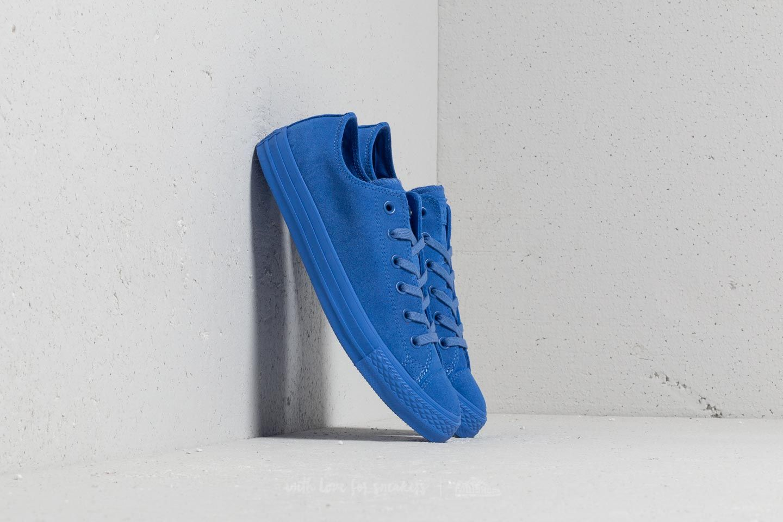 Men's shoes Converse Chuck Taylor All Star OX LT Racer Blue/ LT Racer Blue